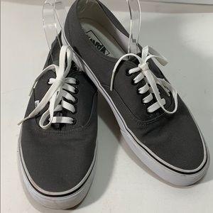 Vans Basic Grey Sneakers
